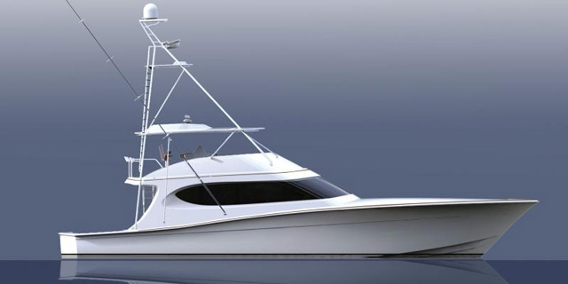 Hatteras 70 GT Convertible: Sportfishing Dream