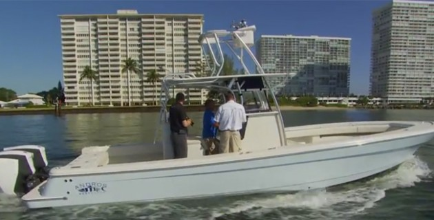 2015 Andros Offshore 32 first look video