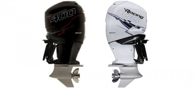 Rumored since 2004, a 400-hp Verado outboard engine is now a reality.