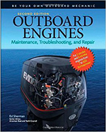 Ed Sherman;s great book on outboard engines will teach you how to maintain and troubleshoot, from lower unit to the top of the engine.