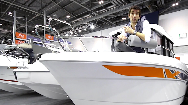 Beneteau Barracuda 7: Quick Video Tour
