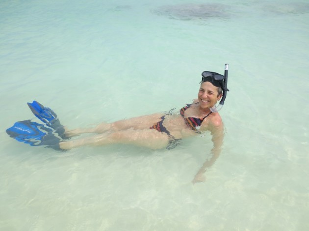 Anegada mermaid