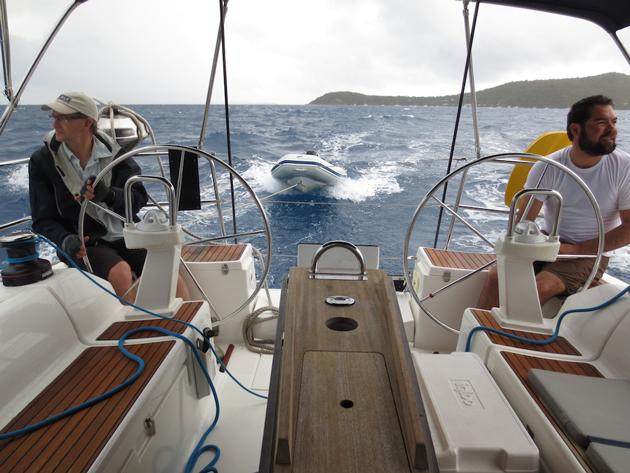 Paradise Revisited: Back in the BVI