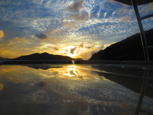 Sunset-Great-Camanoe-British-Virgin-Islands