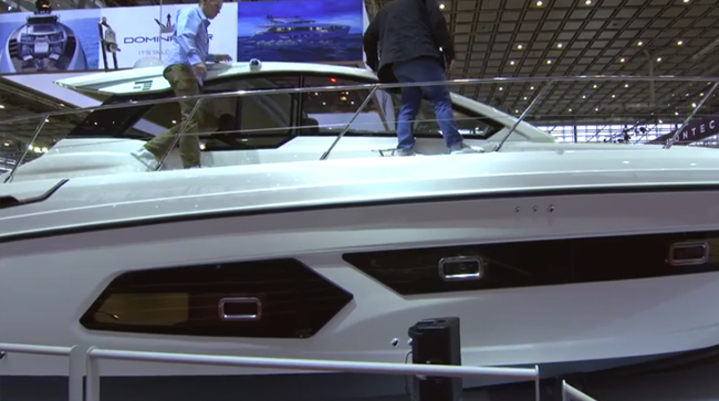 Azimut Atlantis 43: Quick Video Tour