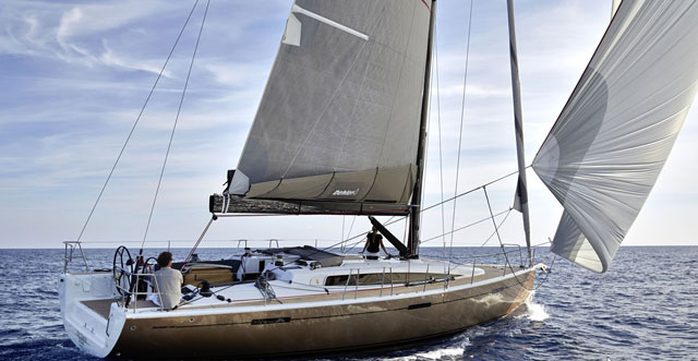 Dehler 46: Race, Cruise, Sail