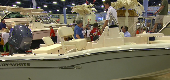 Grady-White 191 CE Coastal Explorer Video: First Look