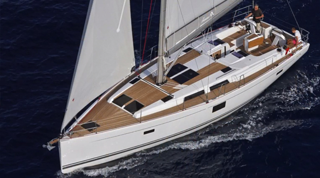 Hanse 455: First Look Video