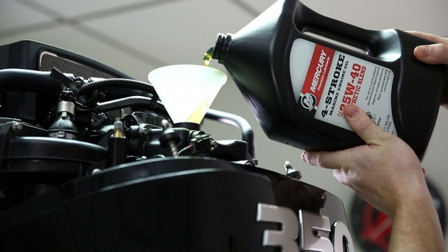 outboard oil