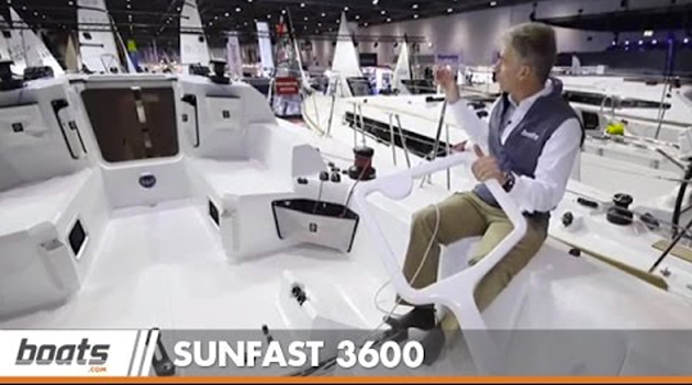 Jeanneau Sunfast 3600 Video: First Look