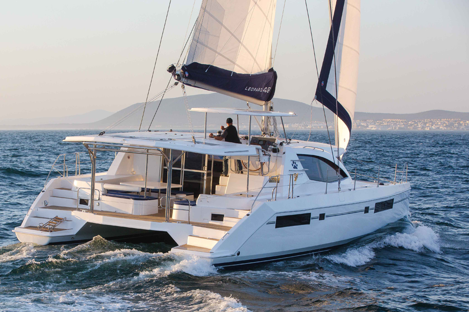 The Most Comfortable Sailboat 5 Sailing Catamarans To