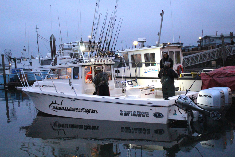 Tuna Fishing in the Pacific Northwest