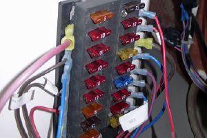 is my fuse panel marine-grade?
