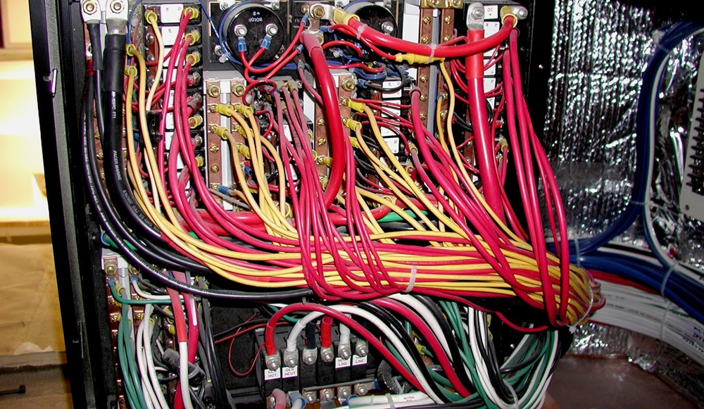 should the ac terminals on my distribution panel be covered boats com rh boats com ABYC Color Code abyc ac wiring standards