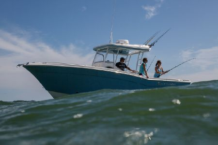 Striper 270: Center Console or Walkaround? You Choose