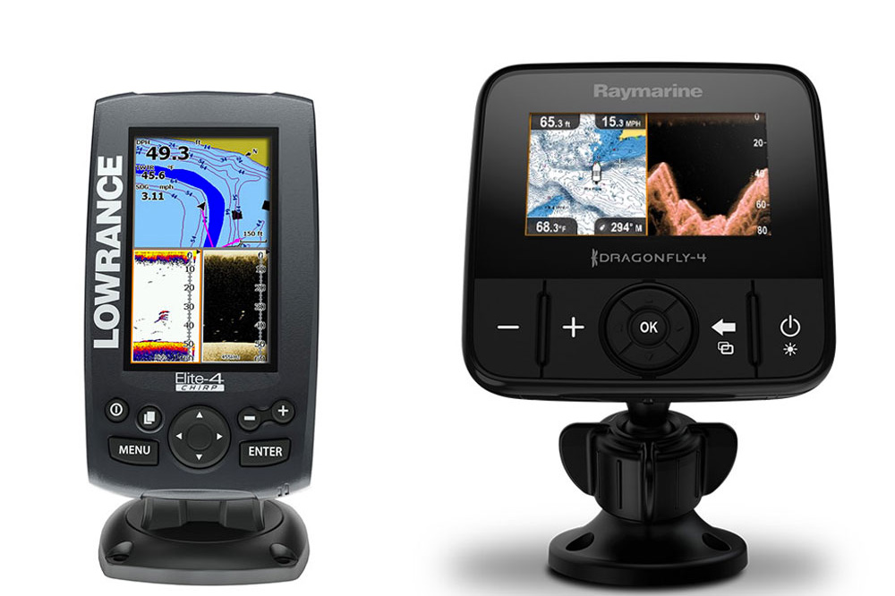 Super Cheap CHIRP: Inexpensive Fishfinders with New Technology