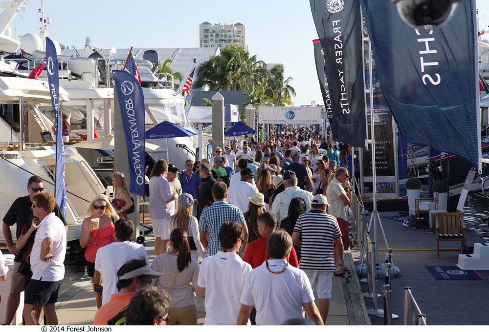 Boat Show Strategies: Make the Most of Your Day