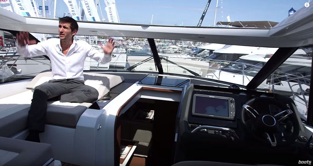 Jeanneau Leader 46 Video: First Look