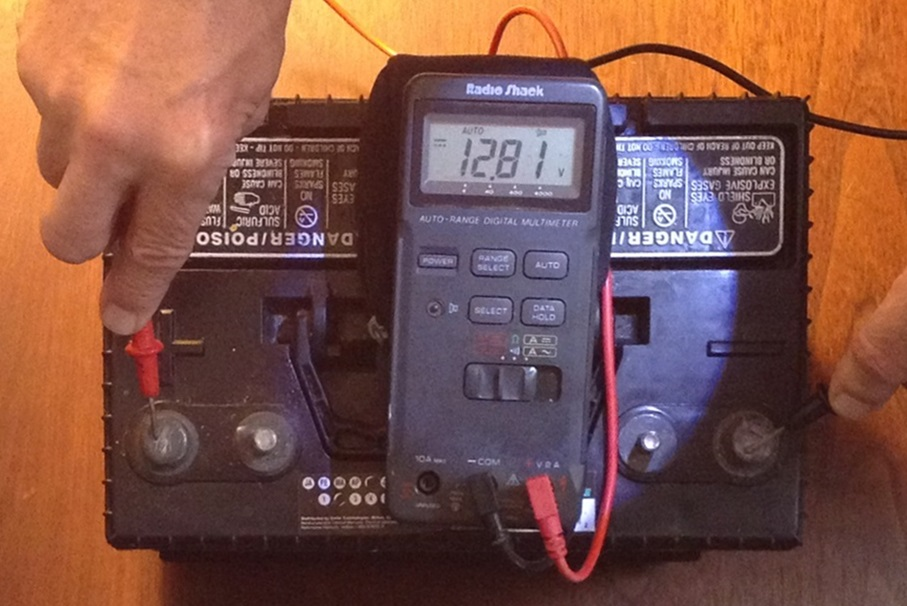 A good multimeter is the boatowner's main diagnostic tool for troubleshooting DC electrical circuits. (All photos: Doug Logan)