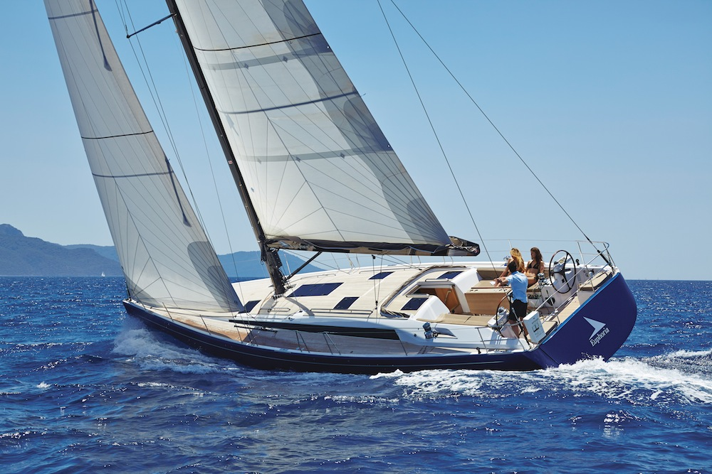 Euphoria 54: Cruising Sailboat from Turkey