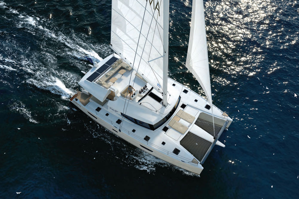Fountaine Pajot Ipanema 58: Flagship of the Fleet