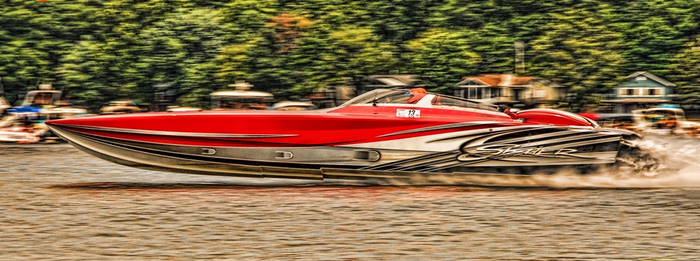 Power Choices for High-Performance Boats - boats com