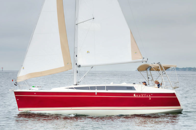 Marlow-Hunter 31 Sailboat Review: Space to Sail