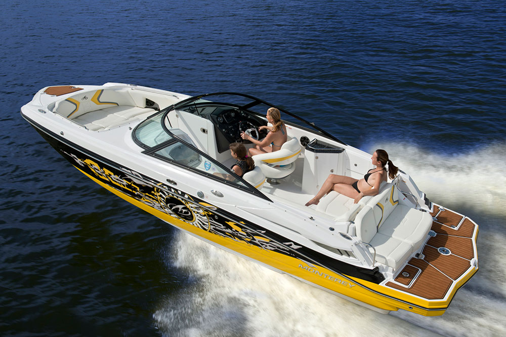 Monterey M4: Watersports Wonder