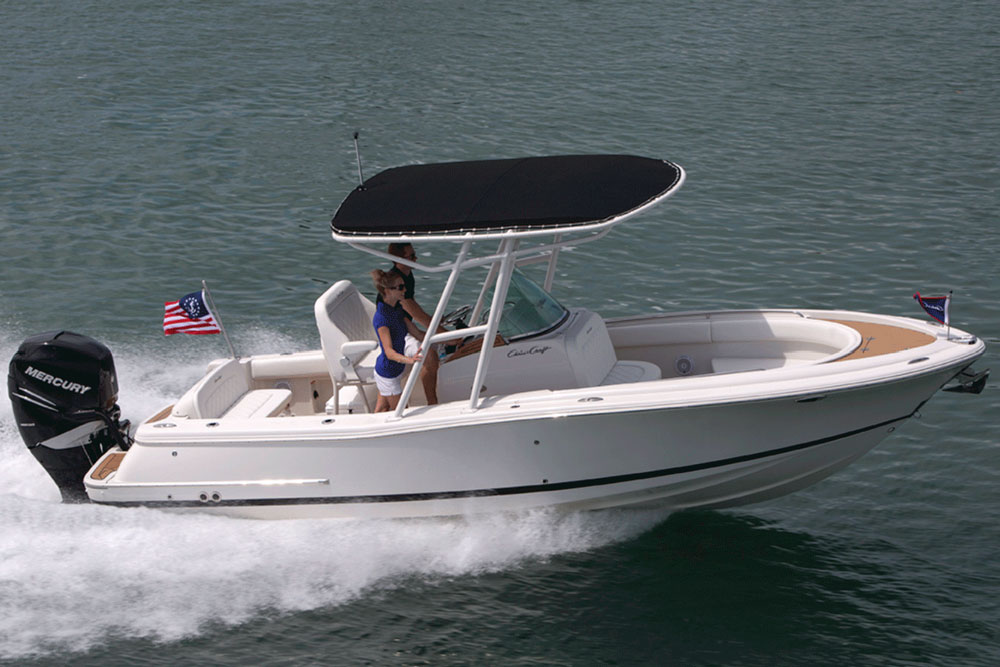 Chris-Craft Catalina 23: One Sweet Ride