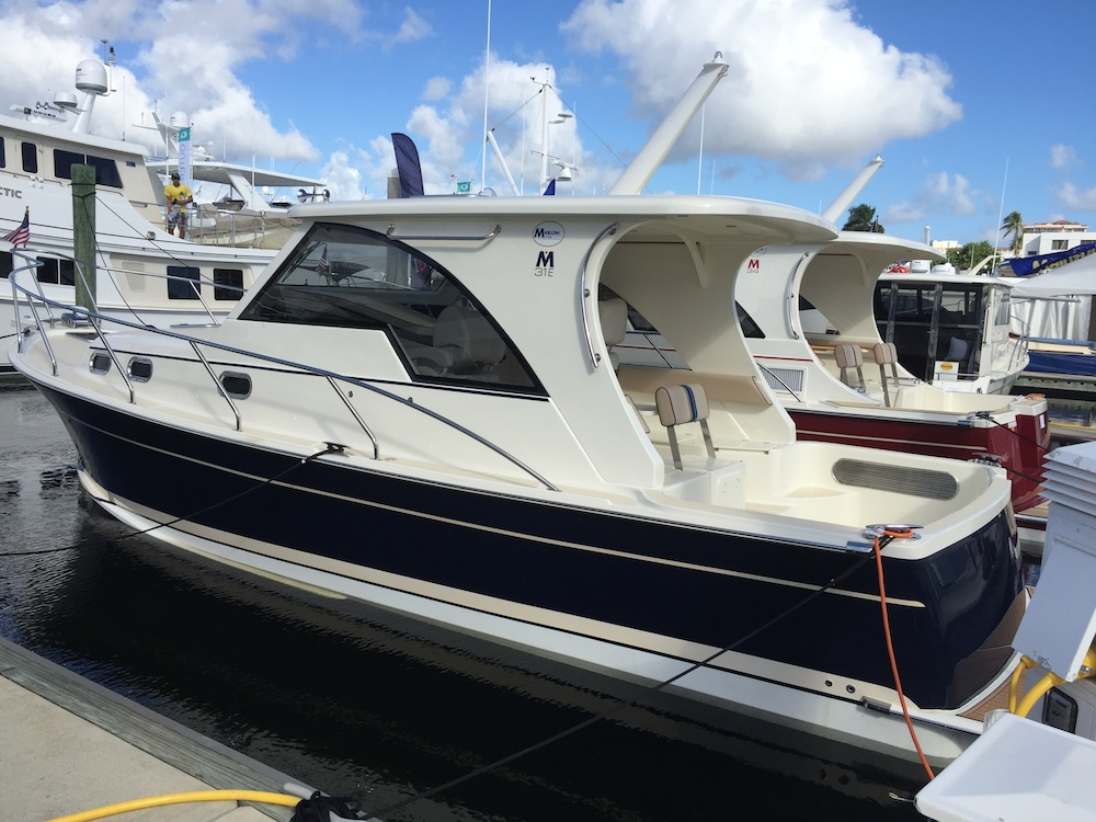 Marlow Mainship 31E and 34