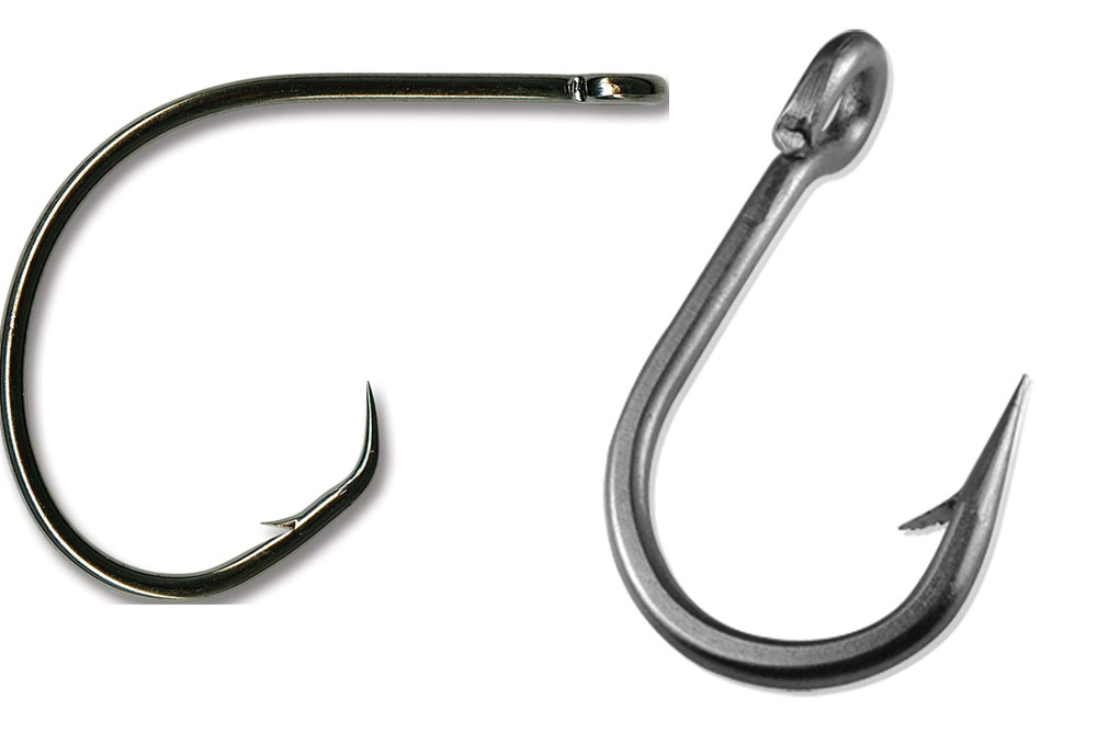 How to Fish: J Hooks versus Circle Hooks