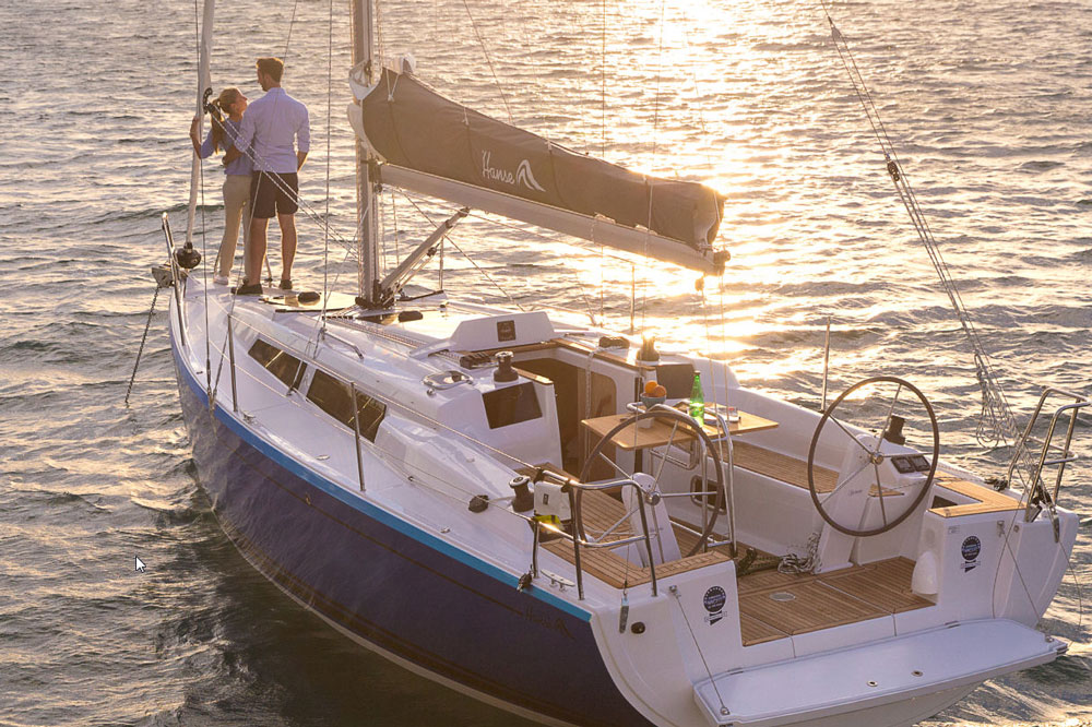 Hanse 315: Small Cruiser, Big Sailing Fun