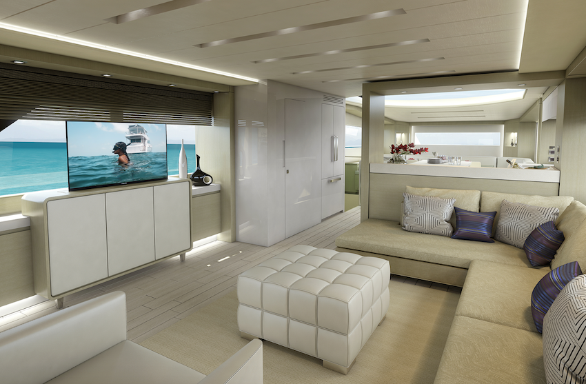 5 top motoryachts at the fort lauderdale international boat show