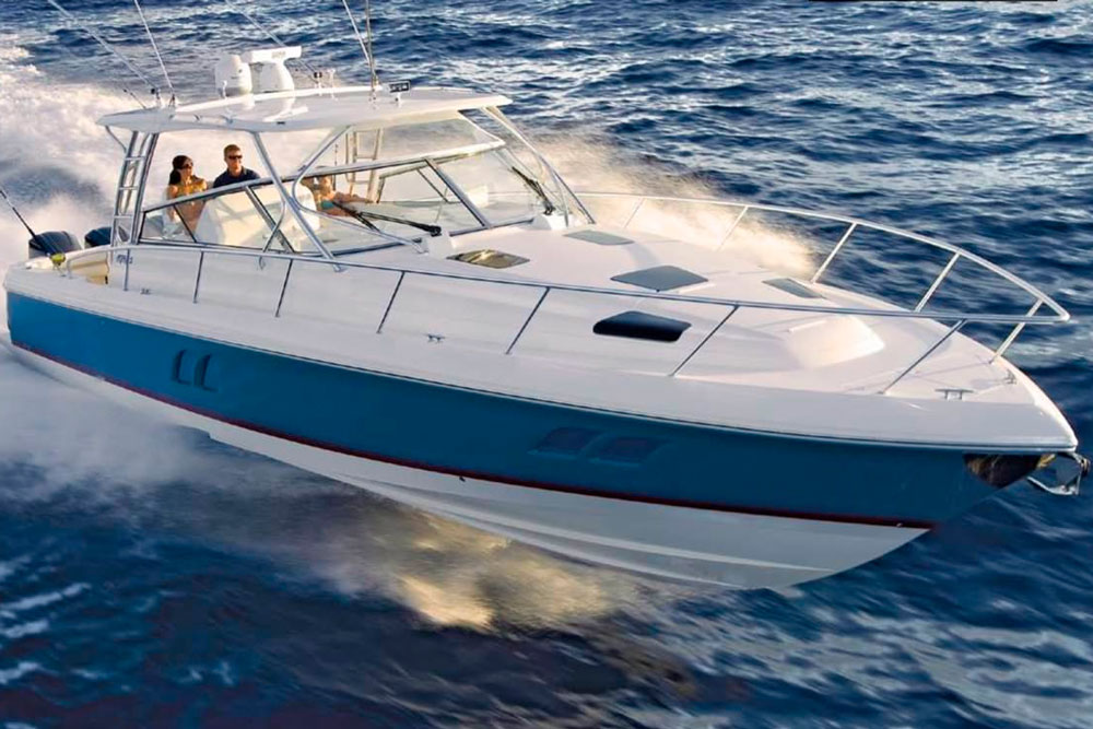 Speed Boat Insanity at Fort Lauderdale: More Powerful
