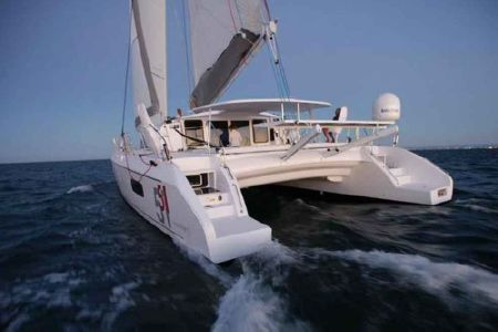 Outremer 51: A Sailing Catamaran for Speed and Distance