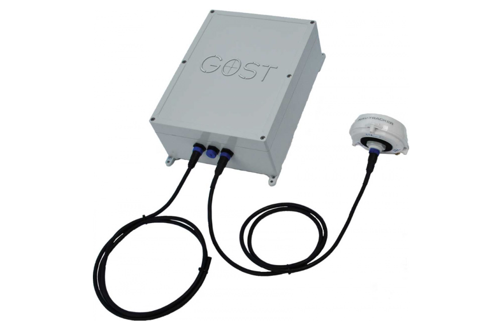 GOST security tracking system for boats