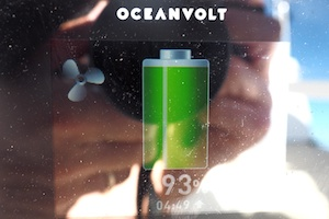 J/88 Oceanvolt: Powered by Wind, Sun and Water - boats com