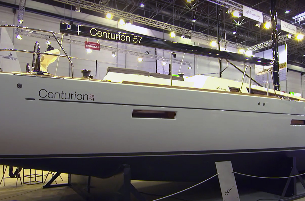 Wauquiez Centurion 57 Video: First Look