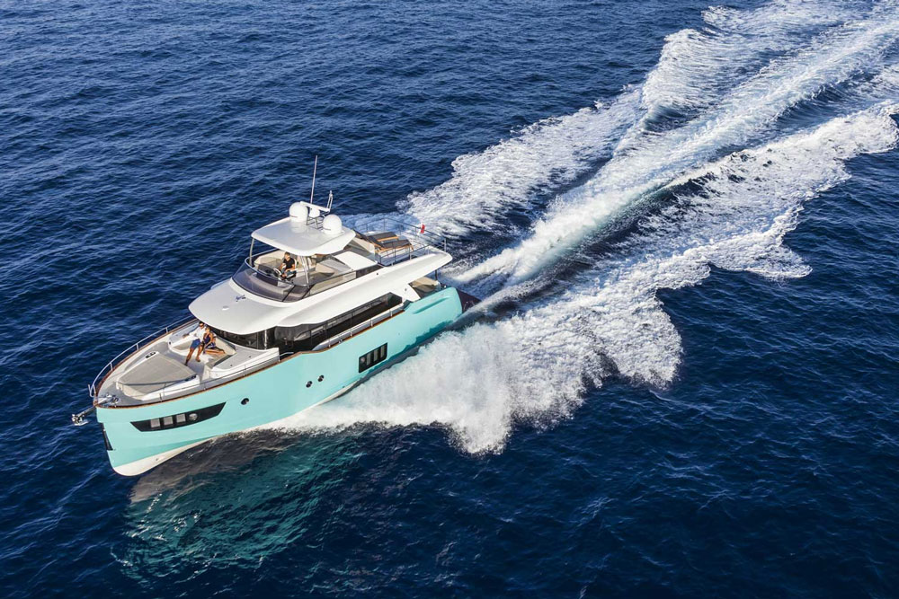 Absolute Navetta 58: First Look Video
