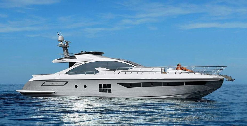 Azimut 77S: First Look Video