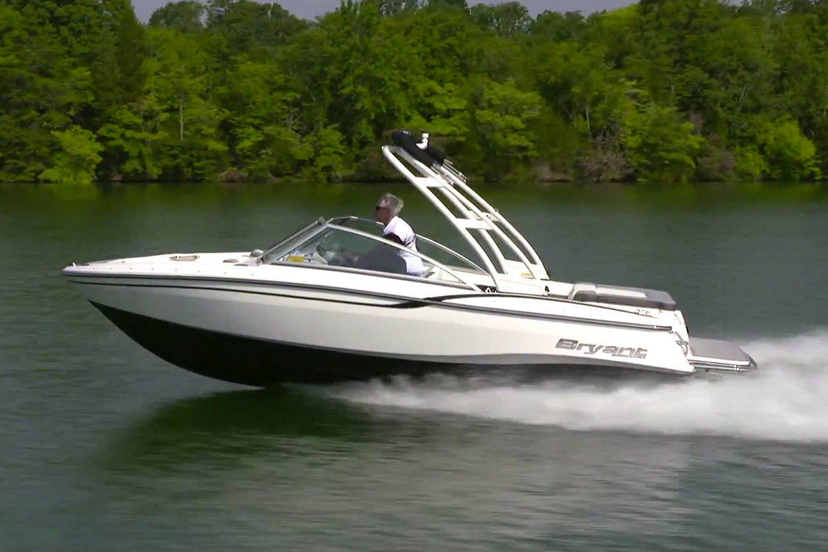 Bryant Speranza: Video Boat Review