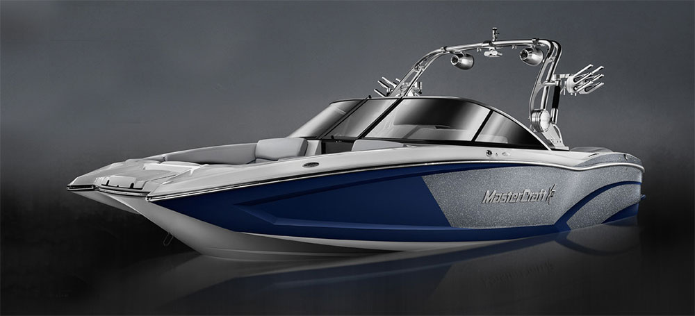 MasterCraft X26: One Tow Boat, Multiple Missions