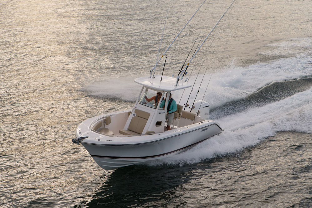 Pursuit C 238: First Look Video