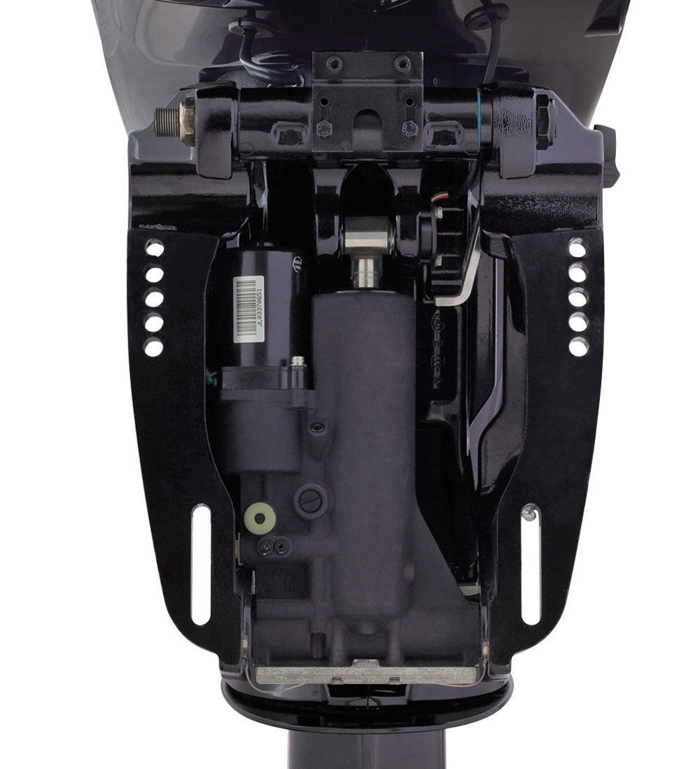 four-stroke outboard