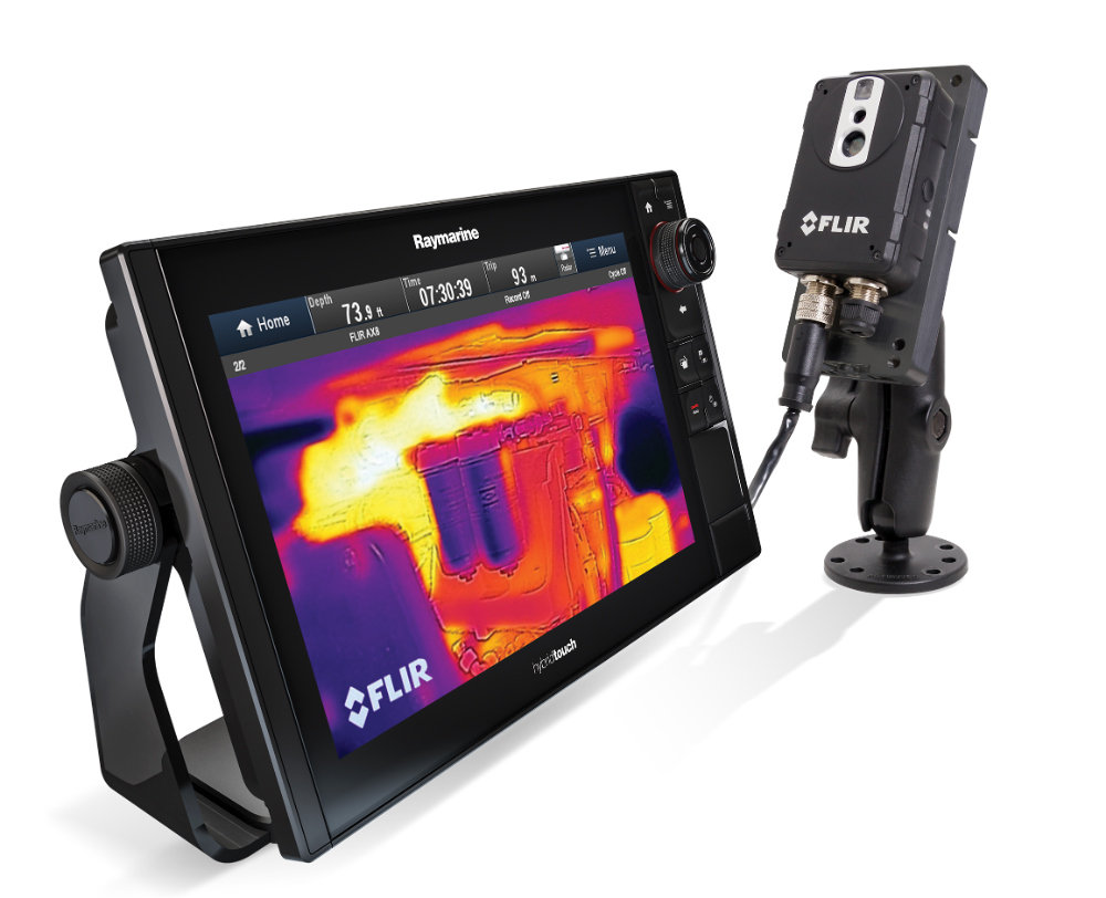 The FLIR AX8 Thermal Monitoring Camera