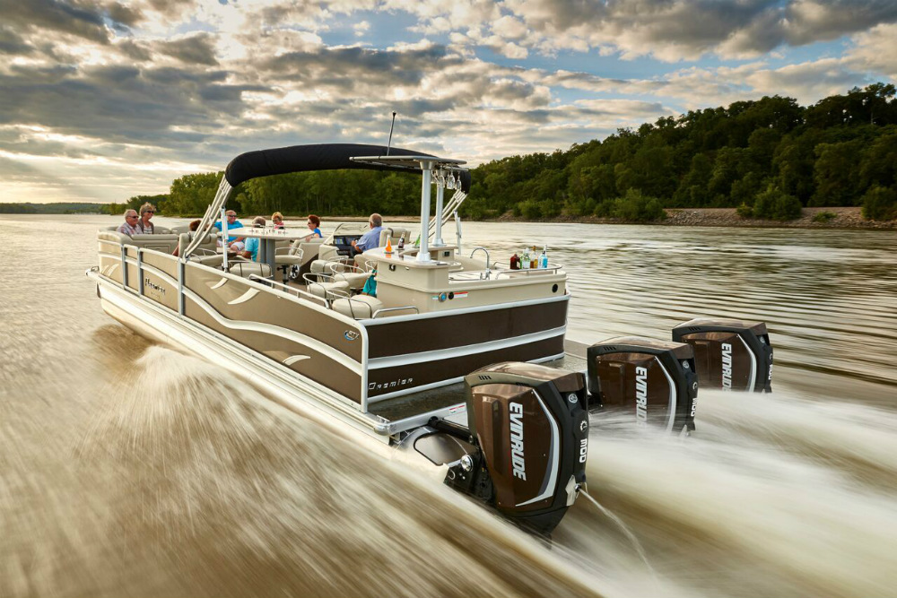 Top 10 Pontoon Boats of 2016