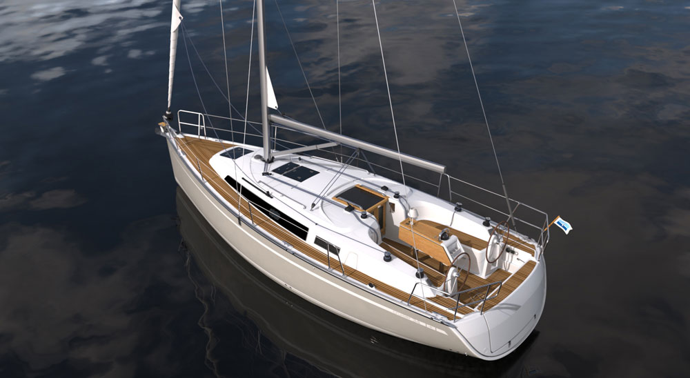 Bavaria Cruiser 34: First Look Video
