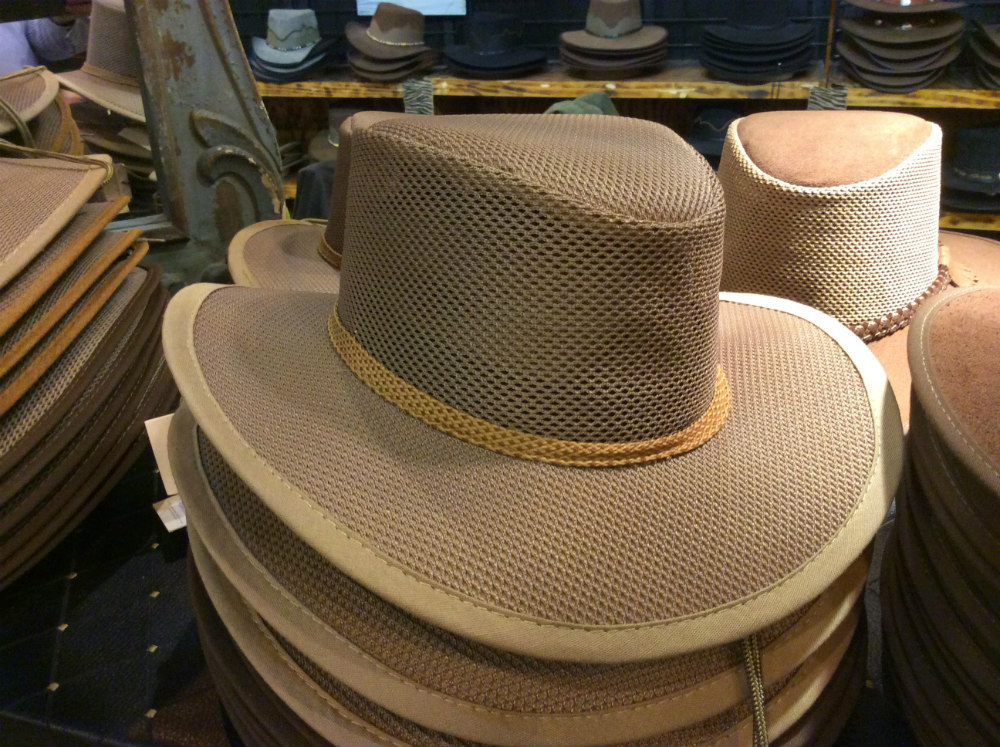 The Stetson Soakable UV Boating Hat from Walkabout