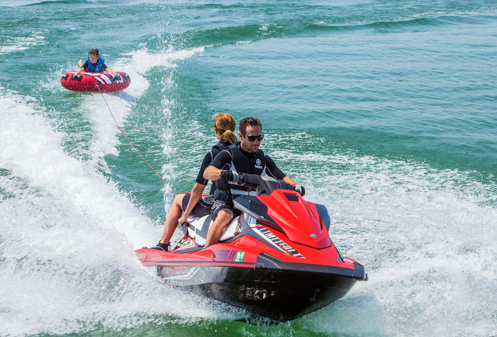 New Yamaha WaveRunner TR-1 HO Engine Ushers In Era of Compact Performance