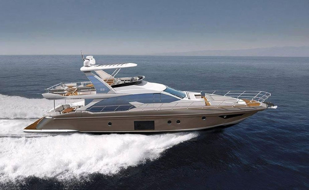 Azimut 66 Flybridge: First Look Video